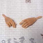 Кисти рук для FR, барби и прочих барбиобразных кукол