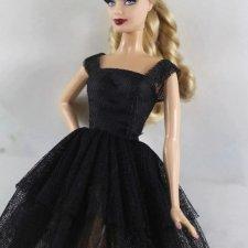 Платье для Барби, FR и прочих барбиобразных кукол