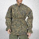 Камуфляжная куртка для парней 1/6 (экшенов, кенов, FR и проч.)
