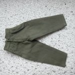 Штаны для парней экшенов (от немецкой военной формы)