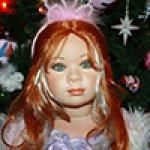 С Рождеством! Мой Рождественский Ангел. Sue Narula, Schneeflöckchen