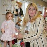 Летняя встреча коллекционеров в магазине Гюнзел, Голландия. Продолжение второй части. Куклы Hildegard Gunzel