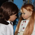 Femke и компания. Коллекционные куклы от Joke Grobben и Antonia Cleemann