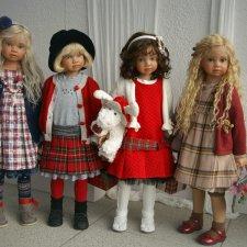 Новые коллекционные куклы от Angela Sutter