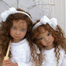 Новые коллекционные куклы от Angela Sutter. Часть третья