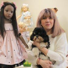 Пасхальная встреча в магазине кукол! Обзор новой коллекции. Часть 2