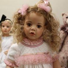 Мое посещение магазина коллекционных кукол - Куклы Гюнзел, заключение
