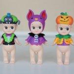 Продам sonny angel: Halloween (2016 год): 3000 руб. либо 1000 руб. за одного + почта