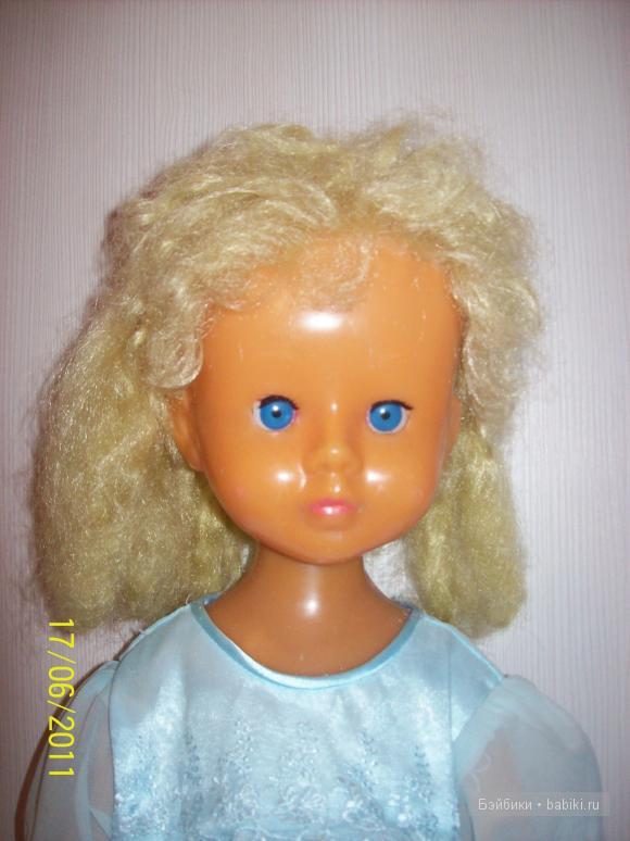 Анюта. Куклы нашего детства