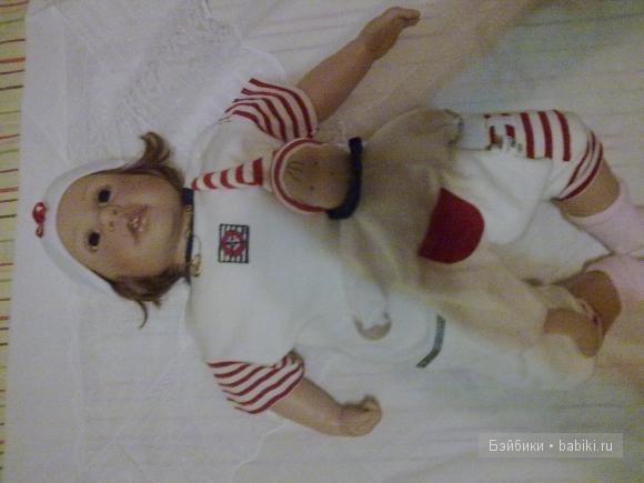 кукла  германия
