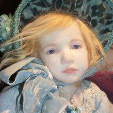 Нежные, летящие создания от Elissa Glassgold, ООАК dolls ч.2