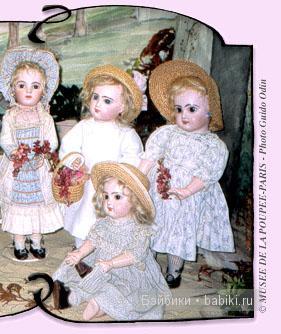 париж музей кукол