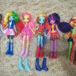 Куколки Пони