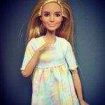 Барби fashionistas 126