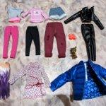 Одежда, обувь, аксессуары для Барби и Кена