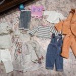 Лот одежды на Готц