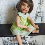 Очень редкая девочка от Berdine  Creedy
