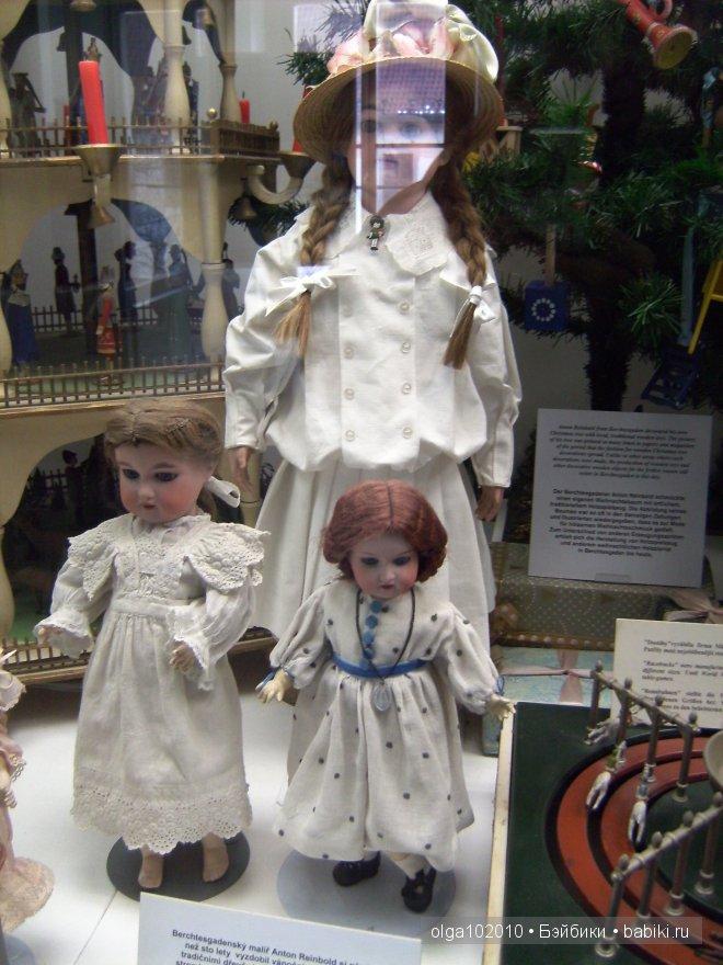 Музей игрушек в Праге, Чехия