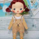 Продам комплект для кукол Holala,Mzzm и подобных - в наличии 1 комплект