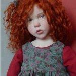 Солнечные куклы от Француженки Laurence Ruet.