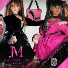 Красивейшие куклы  Jan McLean
