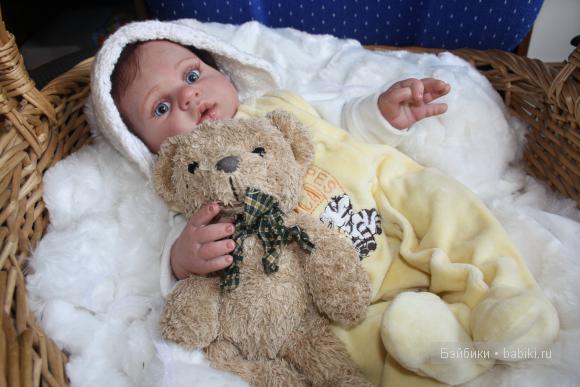 Кукла реборн от Натальи Веч