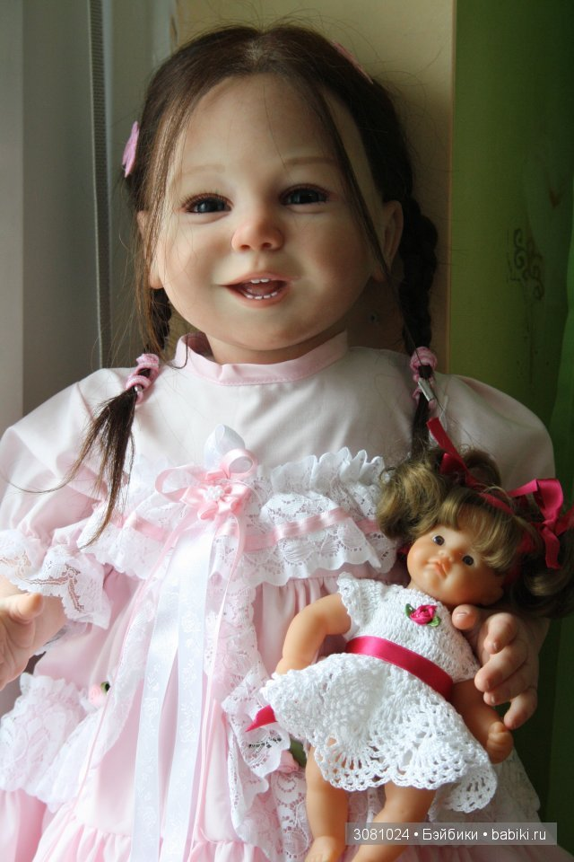 купить куклу реборн доставка