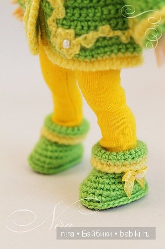 Авторcкая одежда для кукол BJD