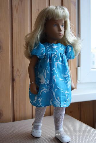 кукла Саша от Моргенталер