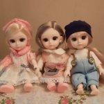 Куколки Баболи