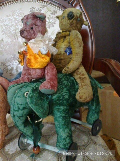 Авторские игрушки замечательного и талантливого мастера Лилии Кудряшовой