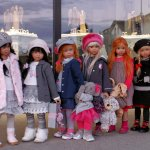 Новая коллекция кукол Ангелы Саттер