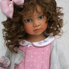Коллекционные куклы Анжелы Суттер. Новая коллекция