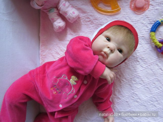 Куклы реборн с мягким телом