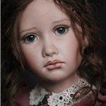 Фарфоровая кукла Белинда от Анджелы и Джона Баркер