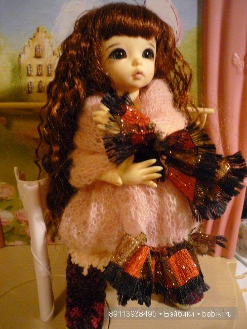 Одежда и аксессуары своими руками для кукол 121