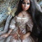 Сказочное путешествие. Коллекционная кукла Rhea от Sylvia Weser