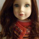 Очень красивая кукла Келси  от Journey Gils