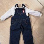 Комбинезон джинсовый для Паола Рейна
