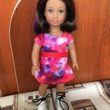 American girl mini Лусиана