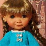 Два наряда на пельмешек от Meadow dolls (28 см) одним лотом