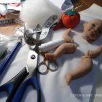 Обещанный мастер-класс по пошиву тела для куклы!