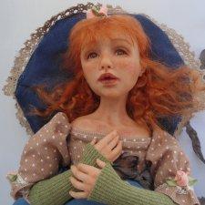 София и компания. Весенне - летний показ моих кукол ручной работы