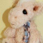 Лошадка Тедди. Авторская игрушка Елены Батуниной