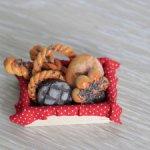 Продам миниатюрную еду из запекаемой полимерки