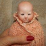 Антикварная кукла- малыш Dream Baby от Armand Marseille