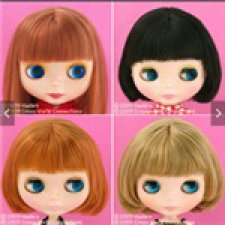 Куклы Блайз: молды и их особенности
