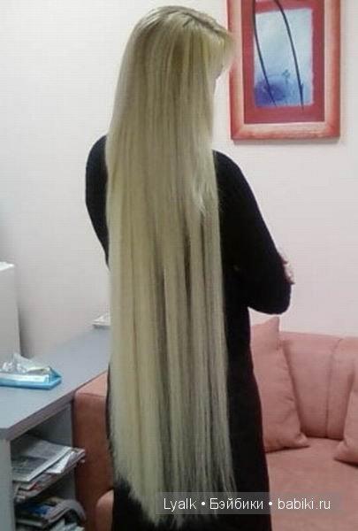 Наращивание волос стоит ли делать