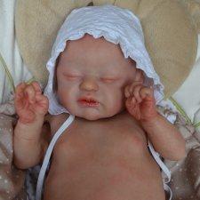 Малышка Lil by Laura Lee Eagles, куклы реборн Затеевой Анны