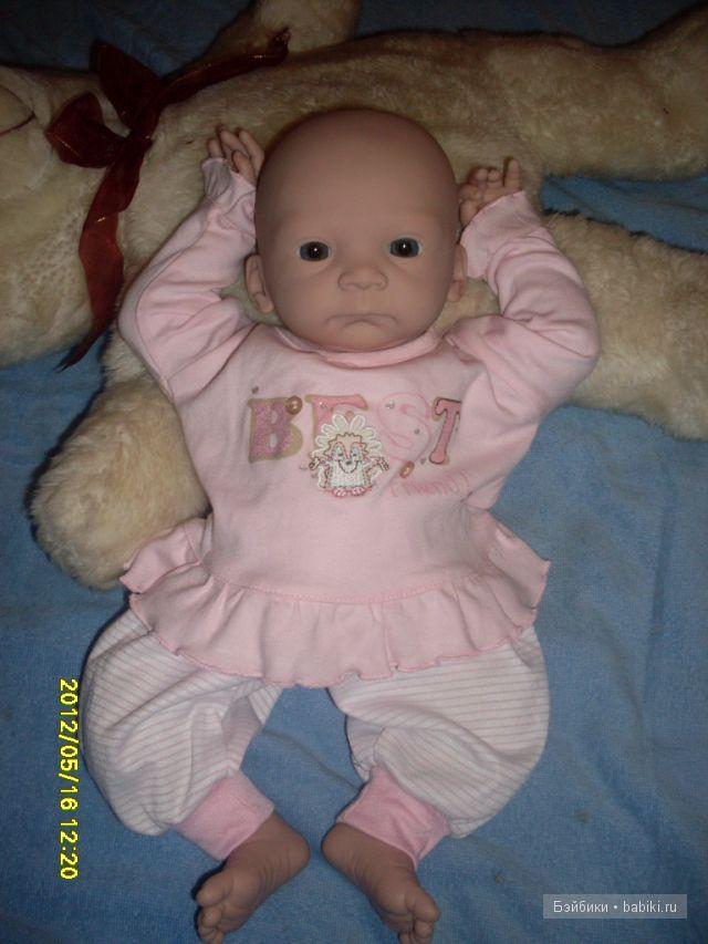 Куклы реборн своими руками Домашний способ 47